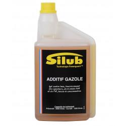 additif Silub gazole B7  1000 ML  pour moteur diesel. Traite 3000 litres de carburant !