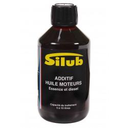 Additif huile Silub 300 ML pour moteurs essence - diesel et boites à vitesses