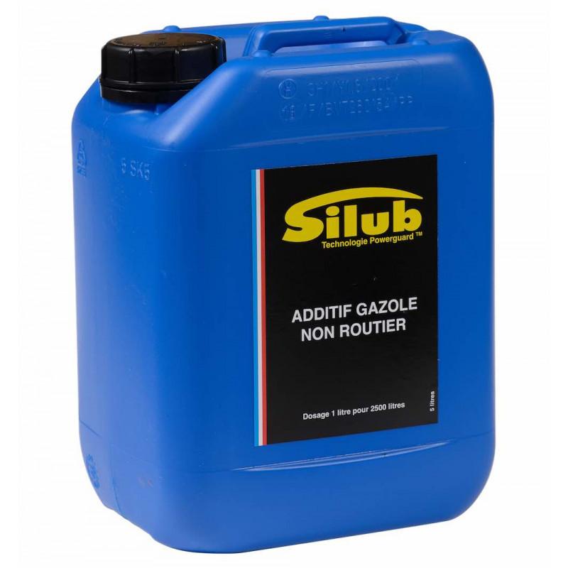 Additif gazole non routier GNR - 5 litres traitent 12500 litres de GNR.